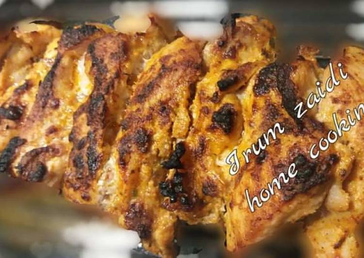 Simple Way to Make Perfect 🍗🌮🍟Homemade Chicken Doner Kebab🍗🌮🍟
