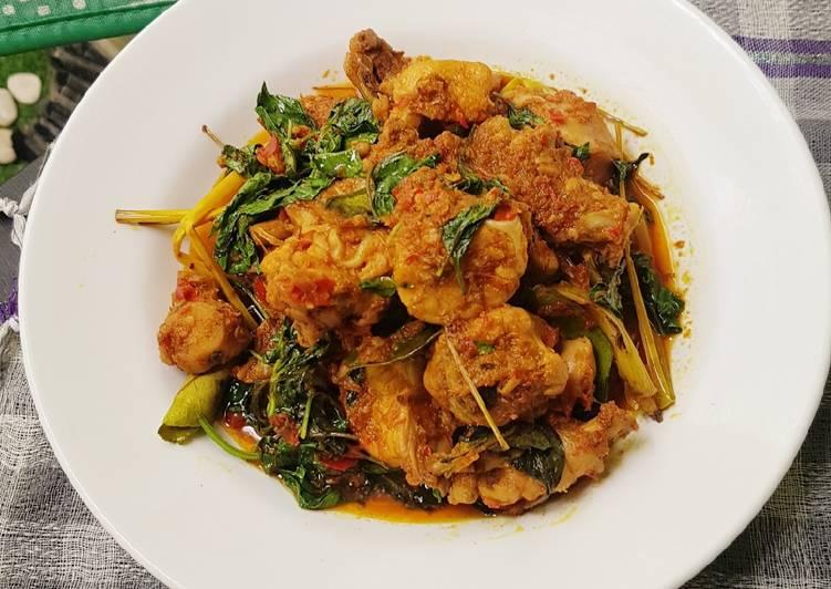 Cara mudah memasak Ayam rica pedas yang Enak