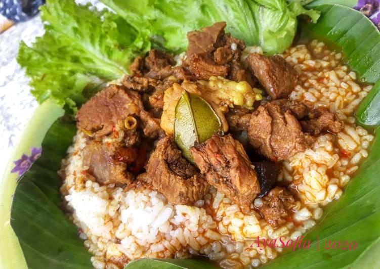 Nasi Gandul Dan Tips Menghilangkan Bau Amis Daging