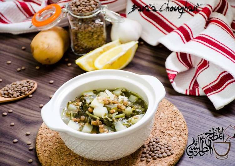 Lentils_with_Swiss_chard_and_lemon_juice