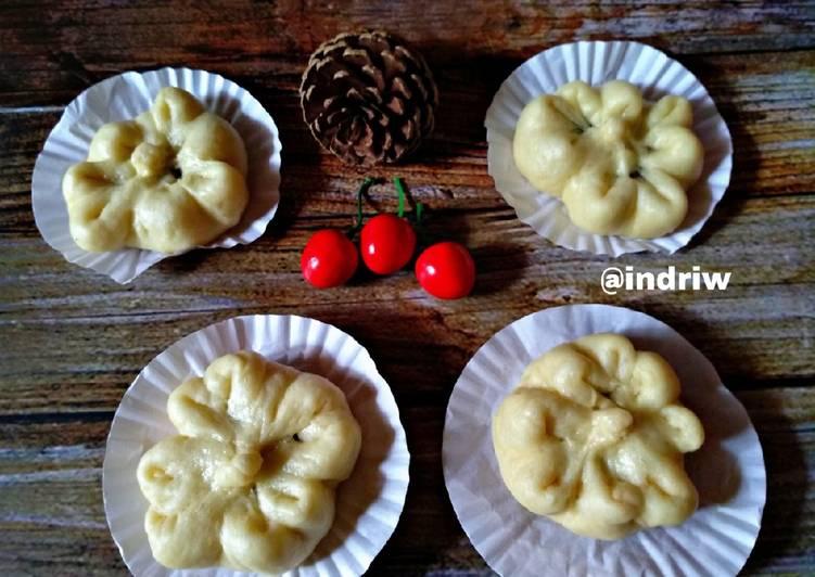 Cara masak Pao Isi Chocochips , Menggugah Selera