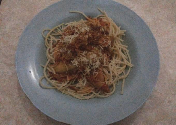 My Family's Spaghetti Recipe