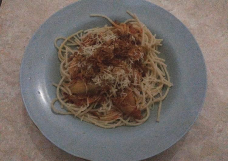 How to Prepare Favorite My Family's Spaghetti Recipe