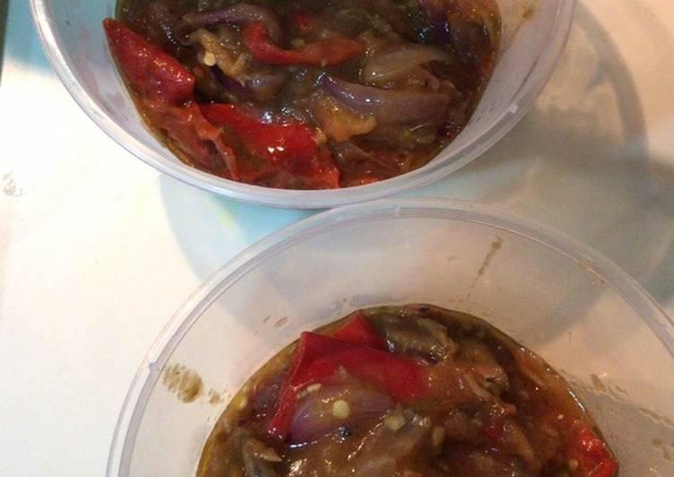 Sambal tomato
