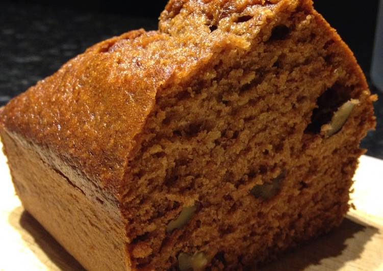 Wholemeal Banana and Walnut Bread
