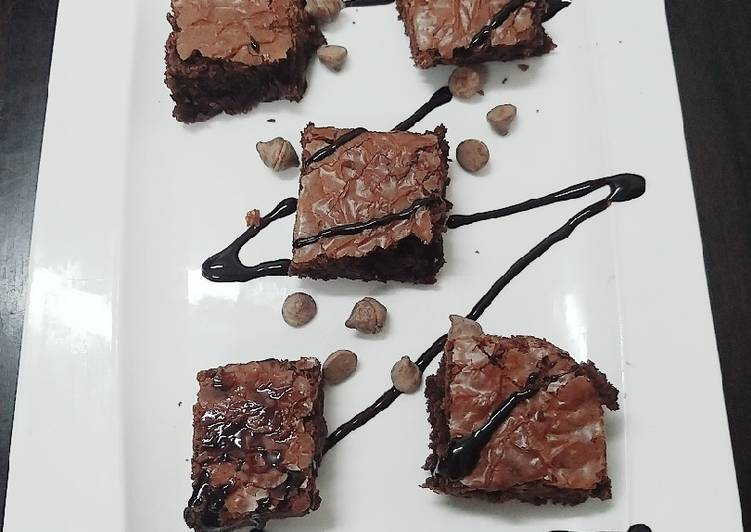 Recipe of Favorite Chocolate Fudge Brownie