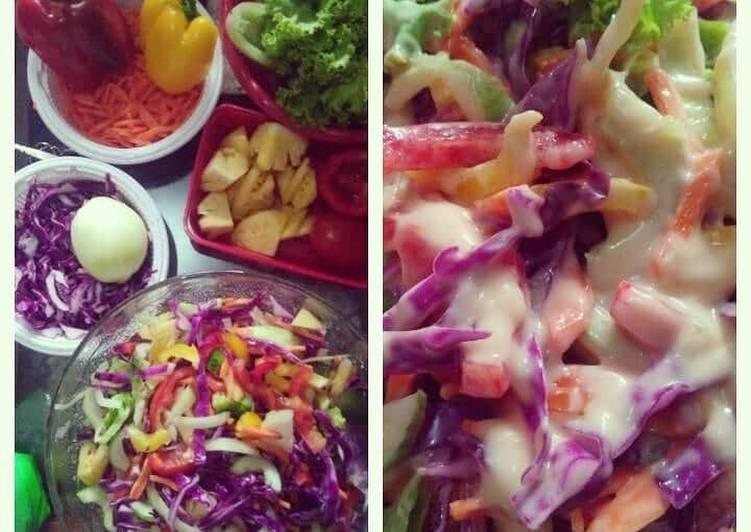 Salad sayuran