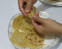 Roti Maryam / Roti Canai / Roti Prata