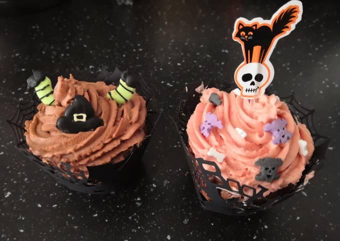 Cupcakes ensorcelés