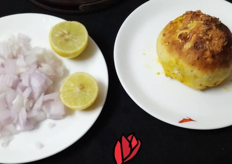 Easiest Way to Make Favorite Bun pav bhaji