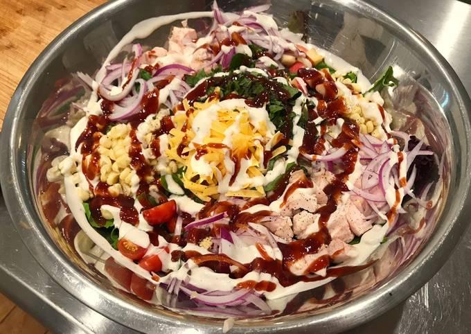 FC BBQ Chicken Chopped Salad