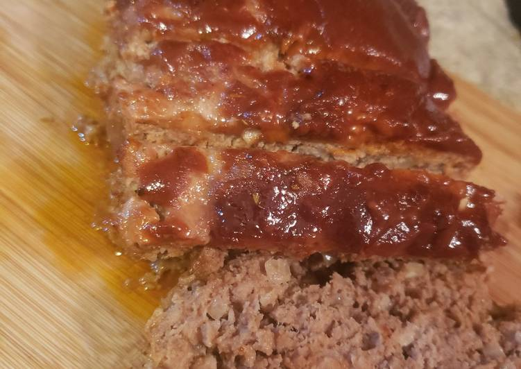 Recipe of Favorite Big Daddy Meatloaf