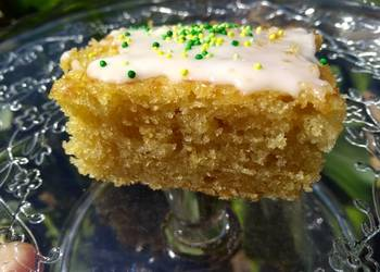 How to Prepare Delicious THE lemon cake