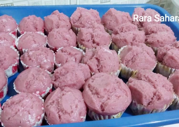 Kue moho atau apem ubi ungu - ganmen-kokoku.com