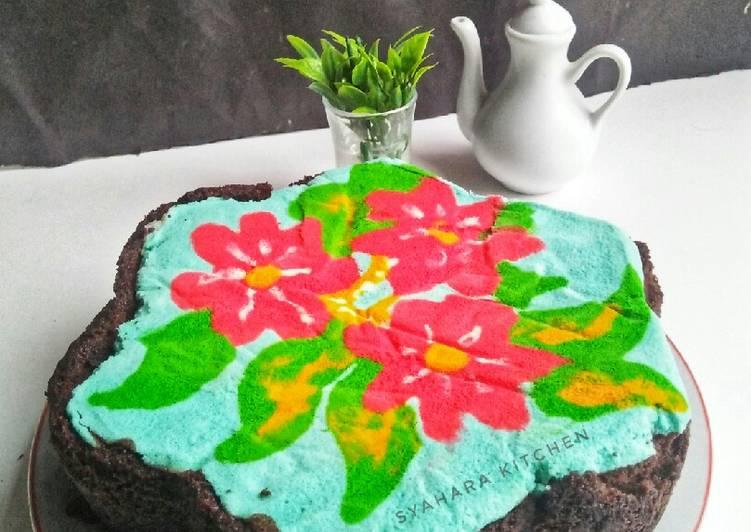 - 3 Brownies Batik