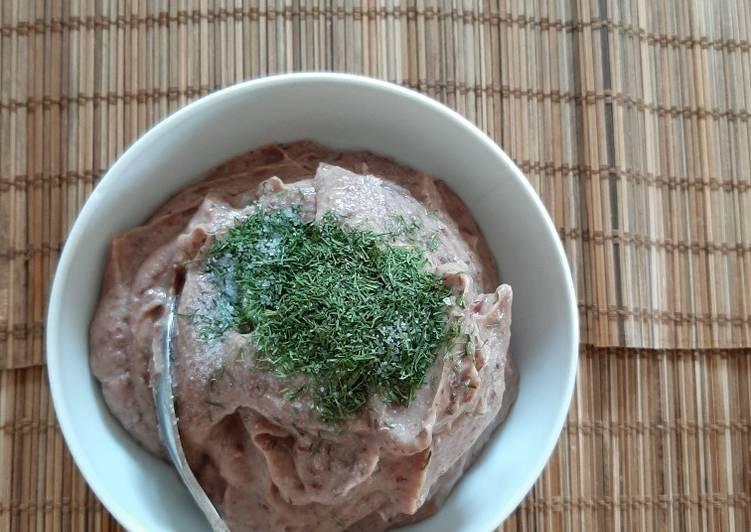 Recipe: Perfect 🥑Avocado-Bohnen-Aufstrich 🥑
