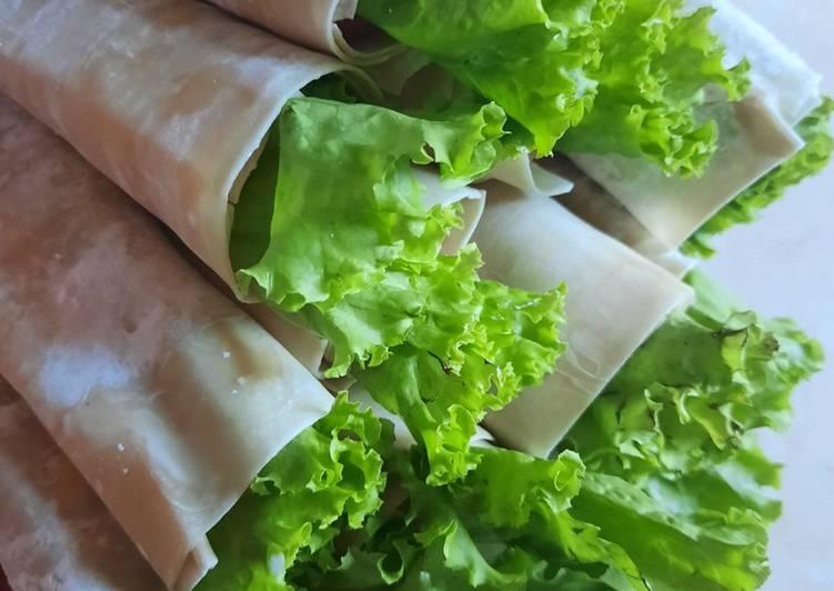 Kebab kulit pangsit by anteng ayu