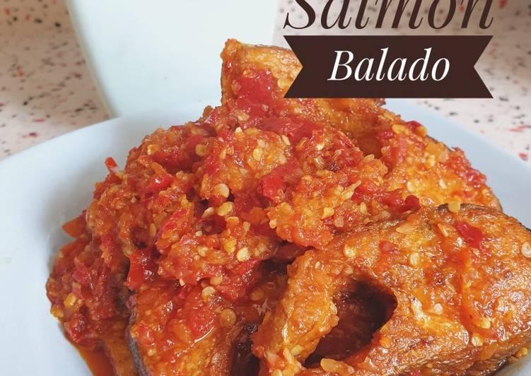 Salmon Balado
