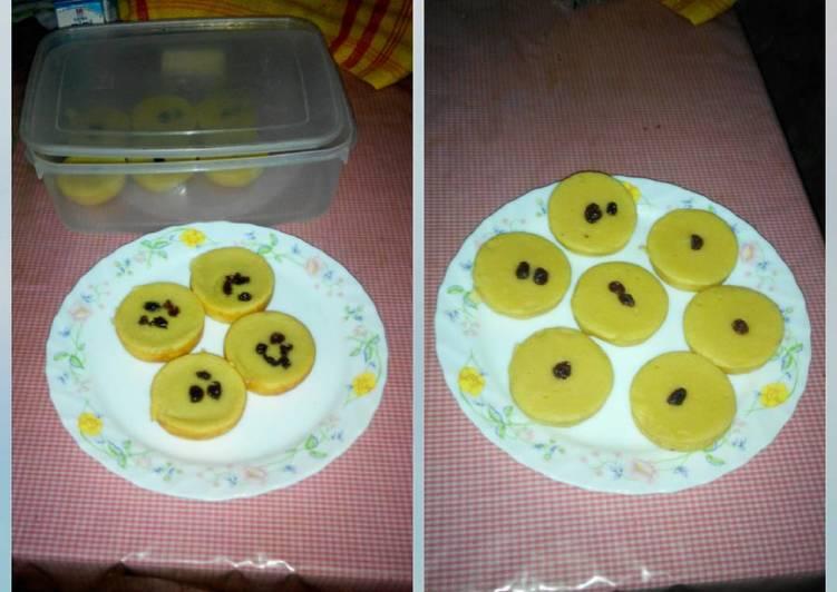 Kue Lumpur Talas Dg Susu n 3 Telur Simple No Mixer