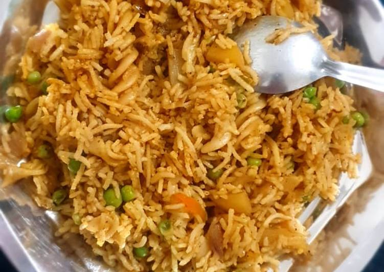 Try Using Food to Improve Your Mood Pulao