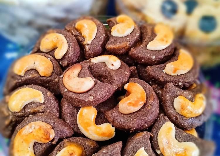 Choco Mede Cookies