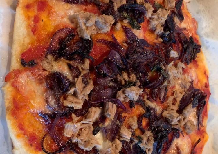 Pizza ad occhio di Assunta