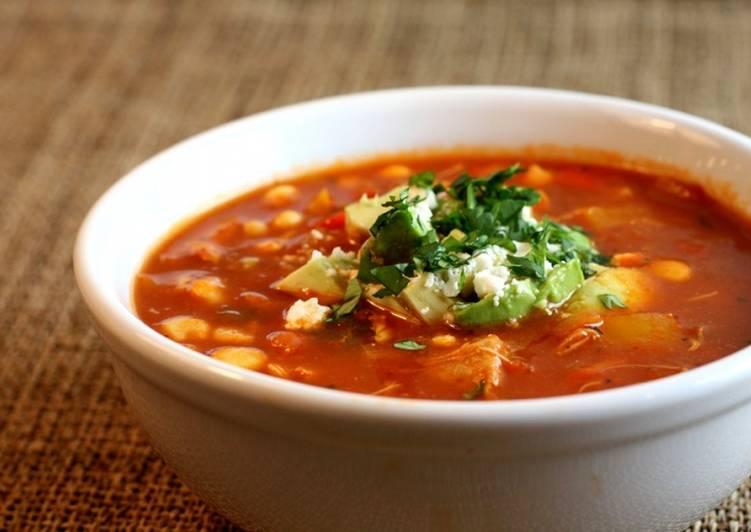 суп с консервированной килькой в томатном соусе