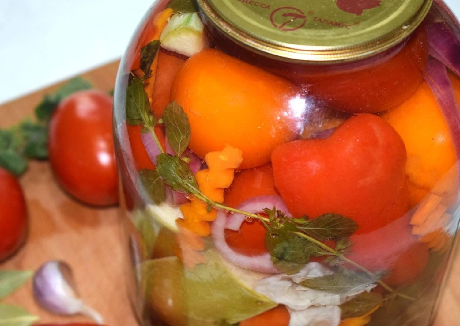 овощное ассорти на зиму рецепты и фото массового