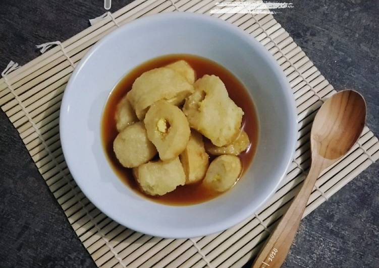 Pempek Nasi Rebon
