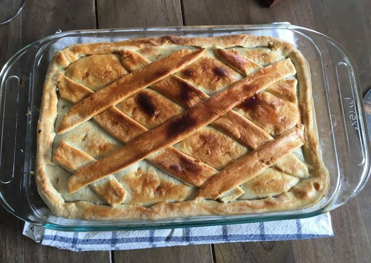 Recipe: Delicious Chicken Pie