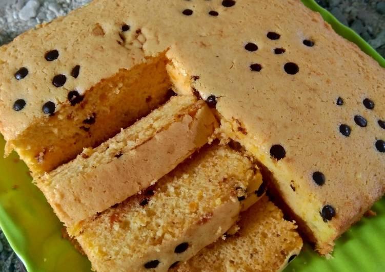 Pumpkin Ginger Cake/Bolu Labu Kuning Rasa Jahe