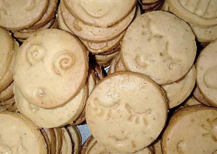 Cookies Jahe