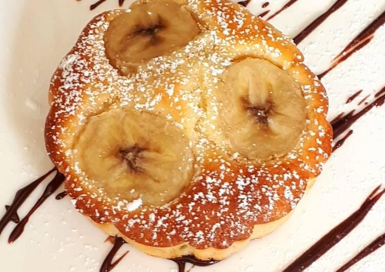 Le moyen le plus simple de Préparer Savoureux Cake à la banane