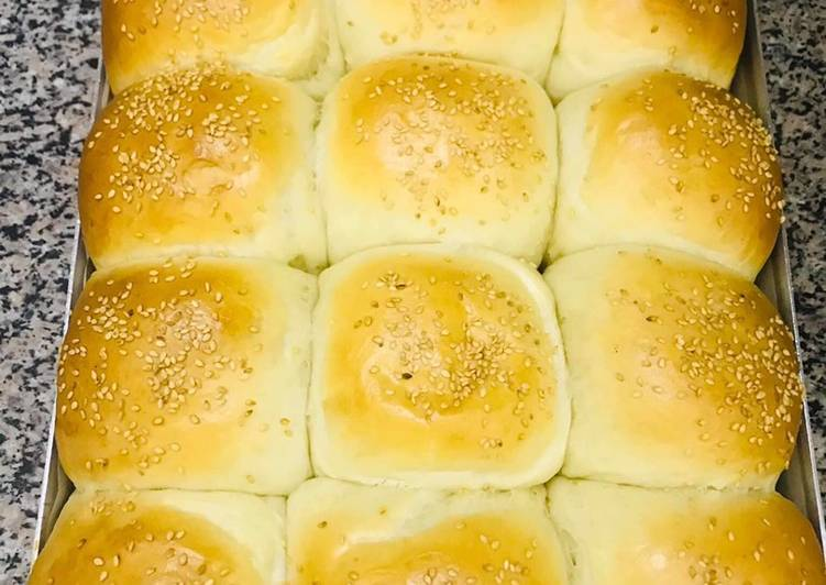Simple Way to Make Favorite Soft and fluffy dinner roll buns