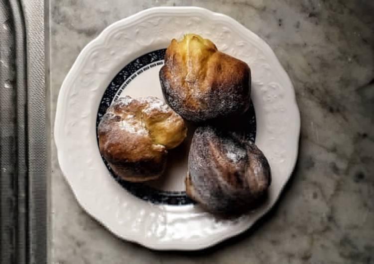 Simple Way to Make Award-winning Sugar puffs