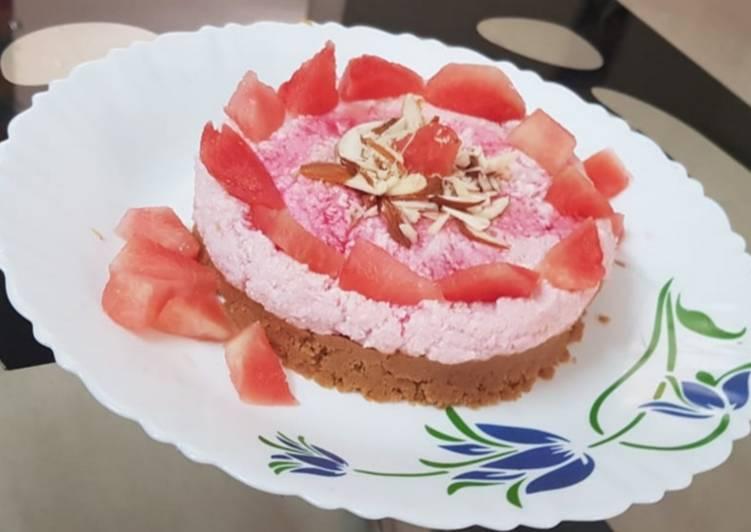 Recipe of Award-winning Rose sandesh