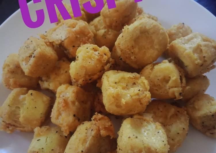 Resep Tahu Crispy Irit Untuk Jualan