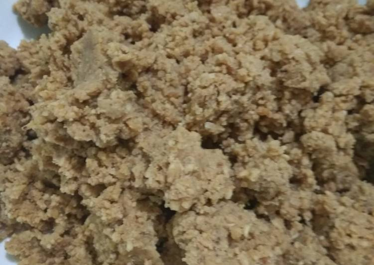 Kacang Tanah Isian Bakpao/Mochi