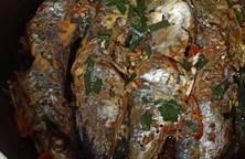 Cá kho ngót