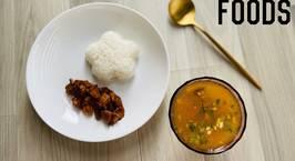 Hình ảnh món Thai foods (gà chiên gia vị - canh tomyum)