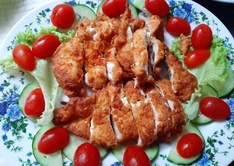 Ayam Goreng Kanak2 SuperSimpleSedap - velavinkabakery.com