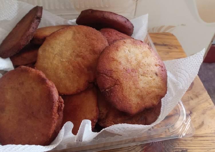 30 Minute Simple Way to Make Cooking Kabalagala(Ugandan pancakes)