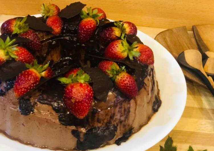 Recipe of Any-night-of-the-week Whosayna's Chocolate Creame Pudding