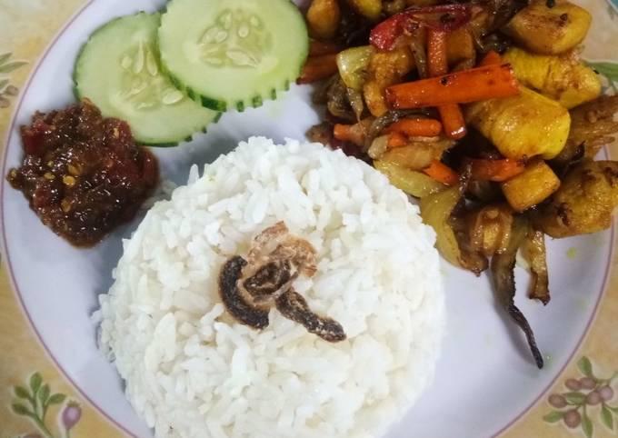 Ayam Goreng Kunyit Warung