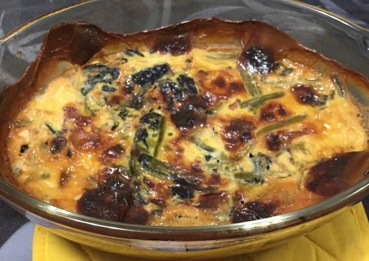How to Prepare Delicious Quiche of the Spinach