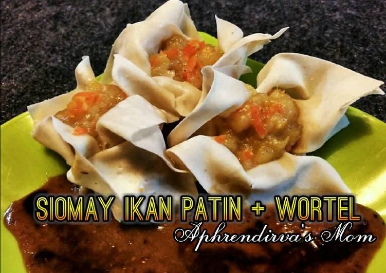 Siomay ikan patin + wortel - cookandrecipe.com