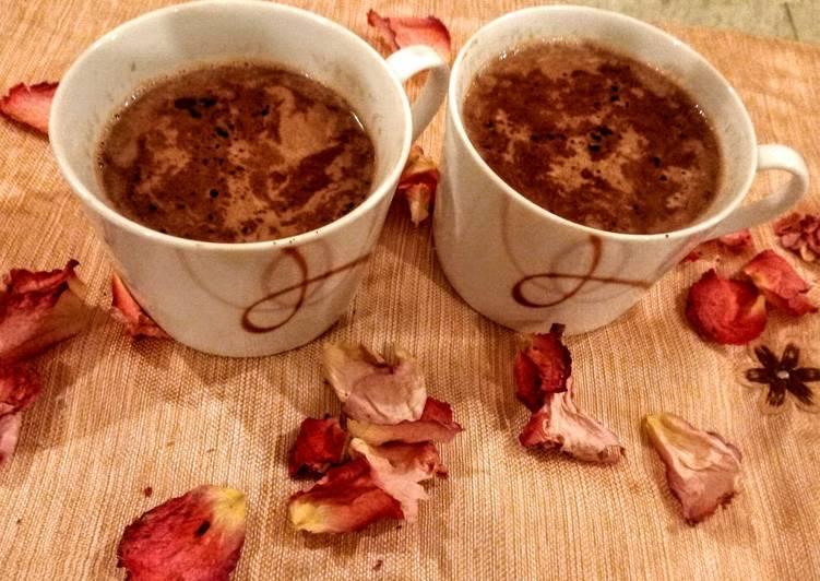 Simple Way to Prepare Speedy Hot Chocolate