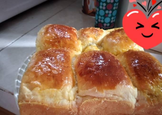 Bagaimana Membuat Roti cubit cubitan yang Lezat Sekali