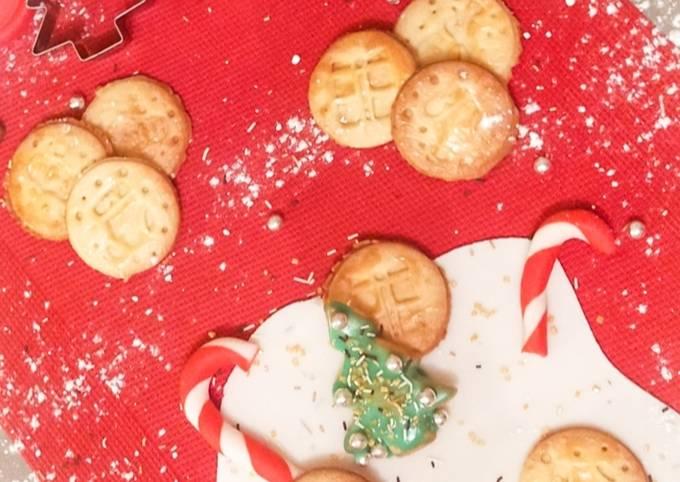 Biscuits de Noël 2020