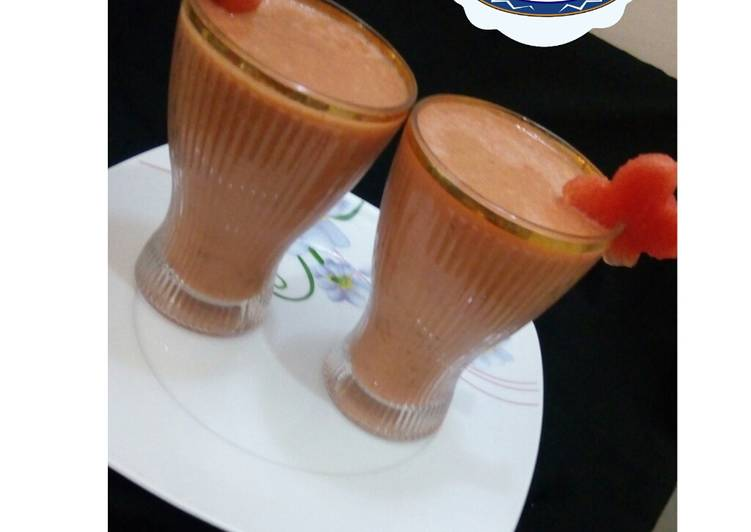 Watermelon smoothy